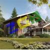 重型木结构房屋价格 陕西价格合理的重型木结构别墅批销