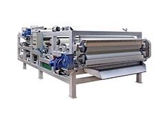 带式压滤机的工艺流程是怎样的