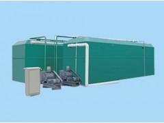 一体化污水处理设备中终沉池的日常管理