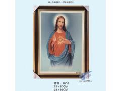 供应基督教题材瓷板画_天聚景陶瓷