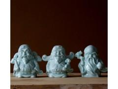 专业定做景德镇雕刻工艺品摆件_天聚景陶瓷