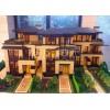 优质商业户型 选购高质量的赞成乐山红叶,就来杭州尚岛建筑模型