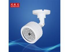 新款LED点阵红外监控补光灯,室内安防补光灯