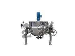 电加热夹层锅,蒸汽天燃气液化气夹层锅多少钱一台