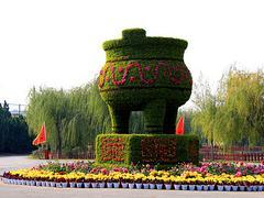 供应山东销量好的菊花造型 大型菊花造型