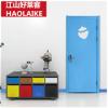 推荐加盟江山好莱客原木门免漆套装门PVC门拼装门雕花门室内门
