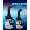 山东鱼池专用水泵批发 鱼池潜水泵 锦鲤过滤器材赤坂