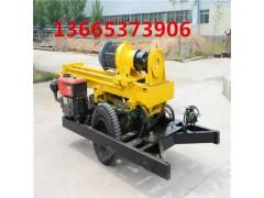 HQZ200自行式水井钻机,轮式打井机