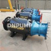 河道疏浚专用QZB卧式潜水轴流泵