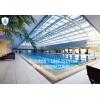 大型游泳馆防水装饰胶膜施工