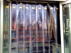 天津软门帘安装 磁吸软门帘专业安装
