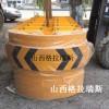 湖北危险路口可导向防撞垫 宜昌武汉TS级TB级防撞垫厂家
