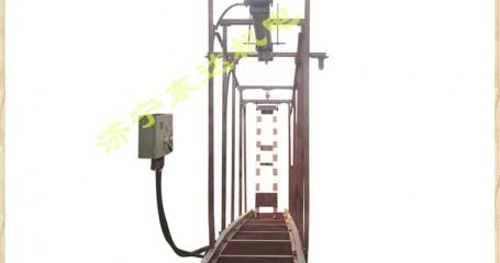 矿用斜巷挡车梁技术参数 QZCL-240气动挡车梁厂家