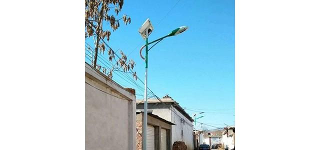 晋中新农村太阳能路灯,晋中5米6米路灯杆厂家