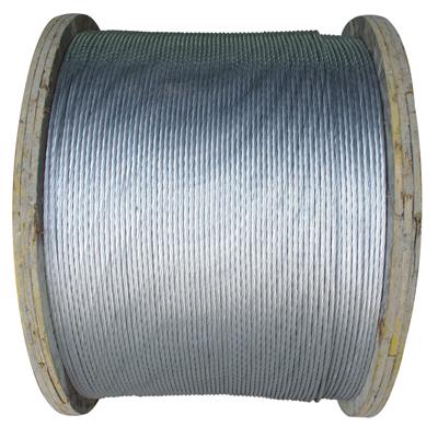 热镀锌钢绞线产品加工