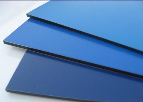 辽宁吉祥铝塑板PE826泥红铝塑板