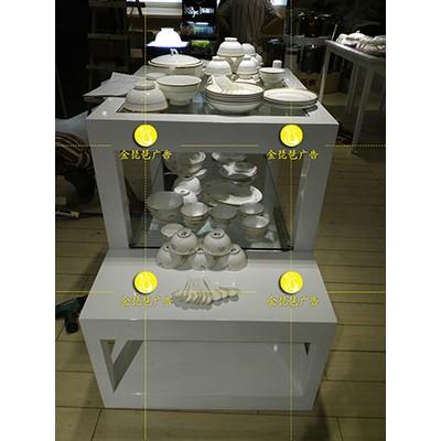 南京工艺品柜 陶瓷玻璃器皿柜制作