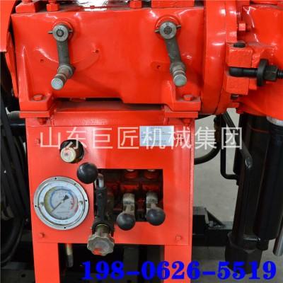 HZ-130YY可移动液压型水井钻机可保护齿轮方便提钻杆