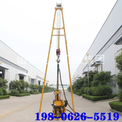 HZ-200Y柴油机200米液压水井钻机适应性强更方便快捷