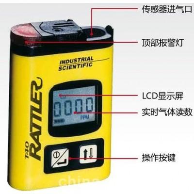 T40英思科便携式一氧化碳气体检测仪,硫化氢泄漏报警仪