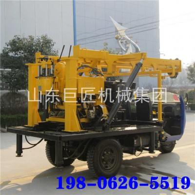 XYC-200A农用三轮车载水井钻机民用打井机钻井机可定制