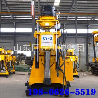 XY-3岩心钻机液压大型地质勘探钻机岩心取样钻机厂家直销