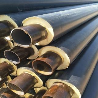 聚氨酯直埋无缝保温钢管价格/单价