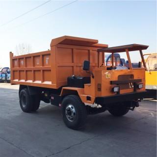 山东矿安车厂家4吨工程矿用四不像用分时四驱技术