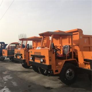 有矿安证四不像动力强劲6吨后驱贵州矿用车操作简单