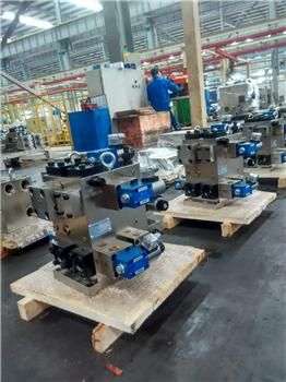 厂家供应YW32-500CV单泵均为Dg25,带支撑