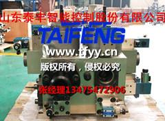 单泵DG16卸荷ZSBD-500HCV泰丰液压