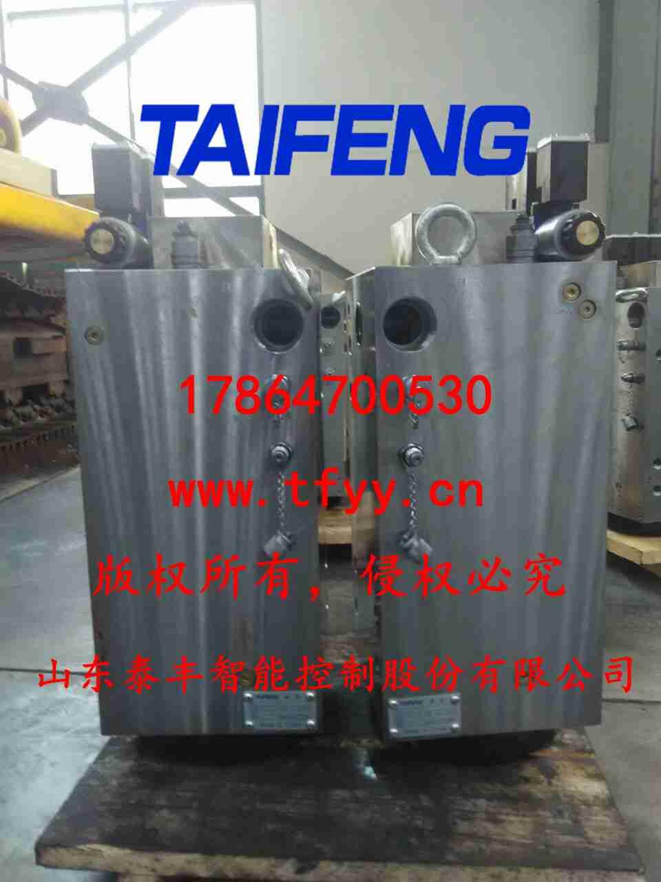 125吨折弯机油缸厂家直销
