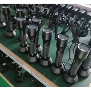 SZSW2104  光效高、寿命长  防爆强光电筒