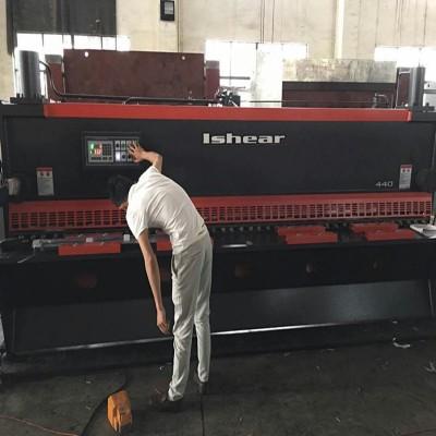 广州东莞4X2000小型剪板机  液压剪板机