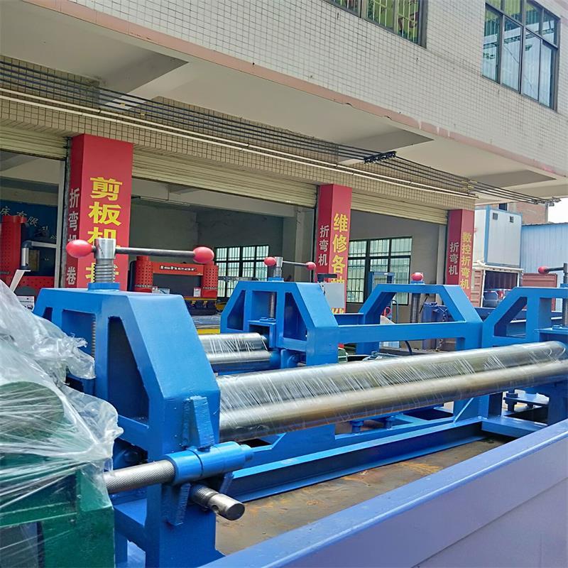 佛山  清远   广州铁板卷圆机  不锈钢卷板机
