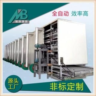 带式硅泥干燥机 不锈钢网带 耐腐蚀性能稳定