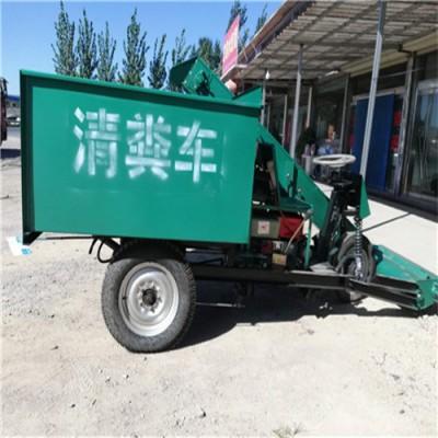 厂家供应环保耐用的清粪车 液压升降料箱铲粪车
