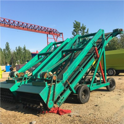节能环保取草机 移动式青贮取料机厂家供应