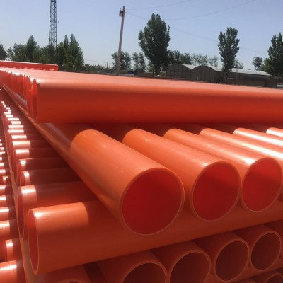 山东济南轩驰管业生产定制DN50-315mpp电力管