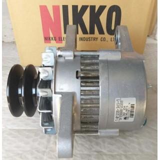 0-33000-6000五十铃6BD1发电机