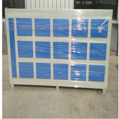 专业生产废气处理设备活性炭环保箱质量上乘型号齐全满足不同需求