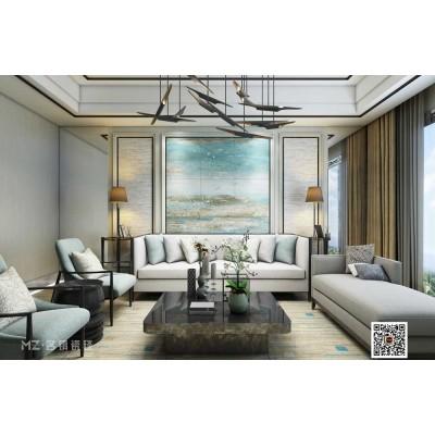 景德镇大型酒店专用瓷砖 高端大气仿地毯砖 仿古砖背景墙面砖