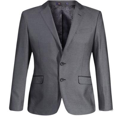 男式西服职业套装男式合体西服套装韩式休闲西服量身定制
