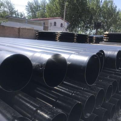 甘肃兰州轩驰牌热浸塑钢管生产厂家北京高压电缆过轨管