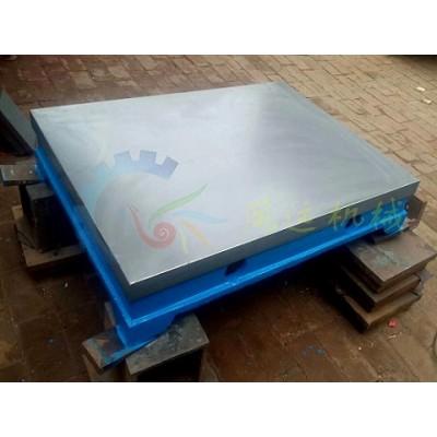厂家现货铸铁研磨平台 研磨平板 压砂平板 嵌砂平板