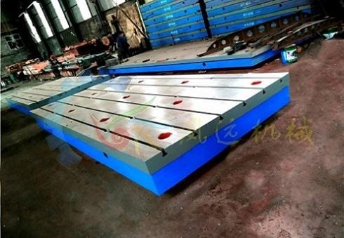 厂家热卖铸铁铆焊平台 铆焊平台 铆焊工作台 铆焊平台厂