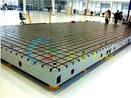 厂家热卖铸铁装焊平台 装配平台 装配工作台 装配平台厂