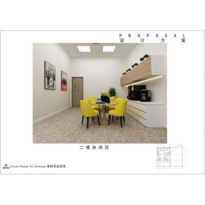 济南办公室装修,办公室装修要素。