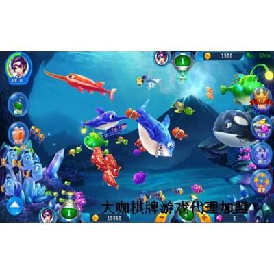 近年来捕鱼游戏的发展迅速崛起
