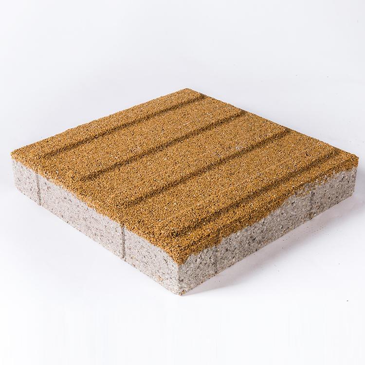 自然优异环保绿色透水砖 四川达州市生态透水砖厂家6